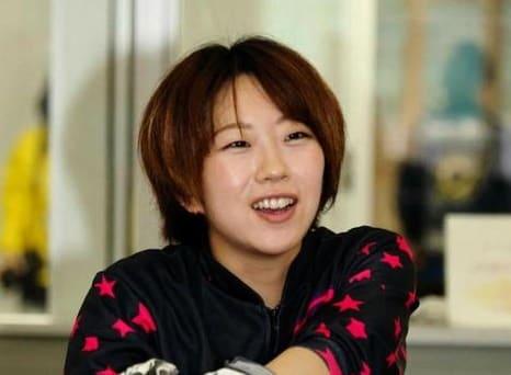 松本晶恵選手