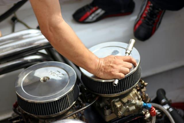 出力低減モーターを採用