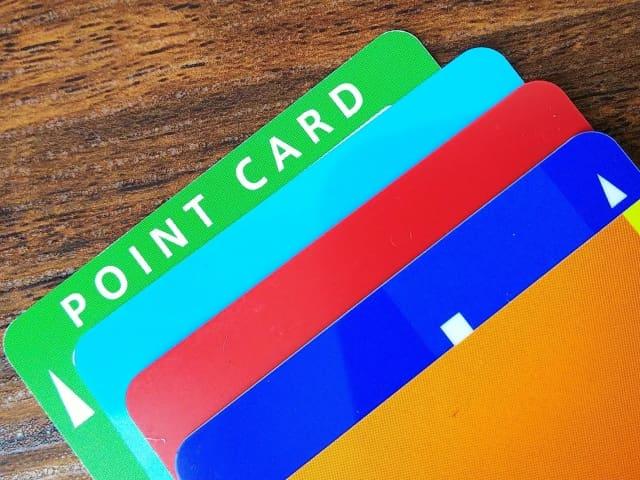 キャッシュレスカード