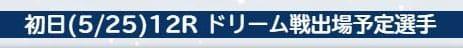 ボートレースオールスター2021(若松競艇SG)に集う人気者たち!