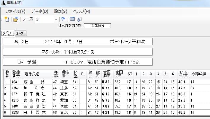 競艇予想ソフトを「競艇解析」はお買い得な舟券を算出して回収率第一に考える!