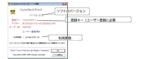KyoteiNavi24 バージョン情報