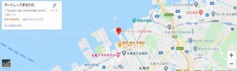 四国地区選手権2021(丸亀競艇G1)のアクセスと新型コロナウイルス対策