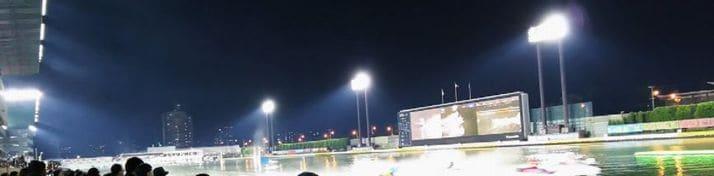 高松宮記念2021(住之江競艇G1)が行われるボートレース住之江の特徴