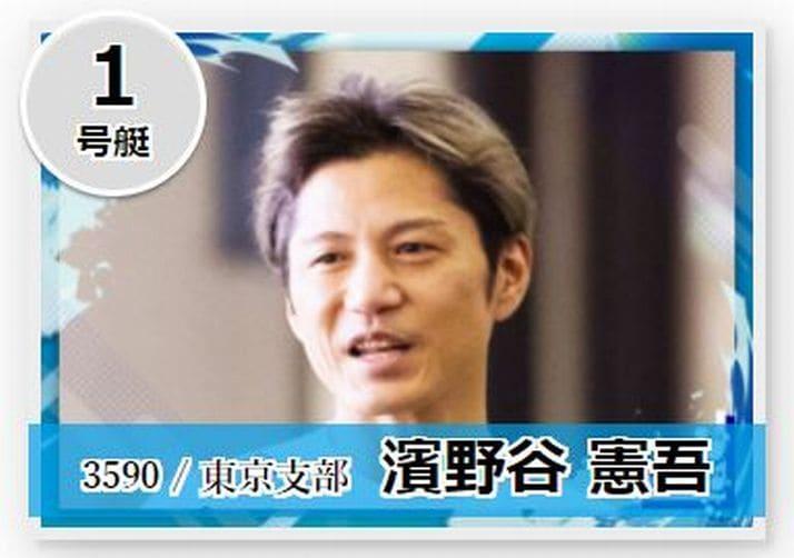 ウェイキーカップ2021(多摩川競艇G1)の優勝候補①/濱野谷憲吾