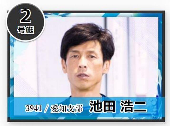 ウェイキーカップ2021(多摩川競艇G1)の優勝候補④/池田浩二