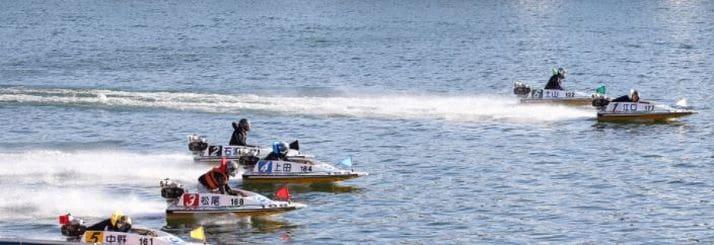 ウェイキーカップ2021(多摩川競艇G1)が行われるボートレース多摩川の特徴